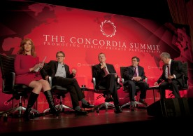2nd Annual Concordia Summit 2012
