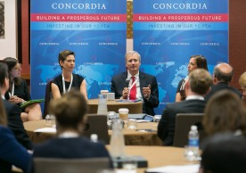 The Third Annual Concordia Summit