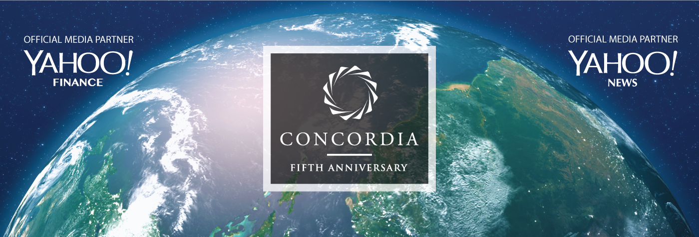2015 Concordia Summit  - Cover