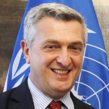 Dienstag, den 26. April 2016 traf generalsekretär Michael Linhart im Außenministerium in Wien mit dem UN-Flüchtlingshochkommissar Filippo Grandi, zu einem Arbeitsgespräch zusammen. Foto: Mahmoud