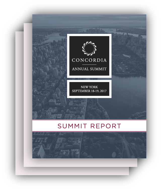 AnnualReportIcon - 2017 Concordia Annual Summit