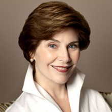 lauraBush 220x220 - Laura Bush