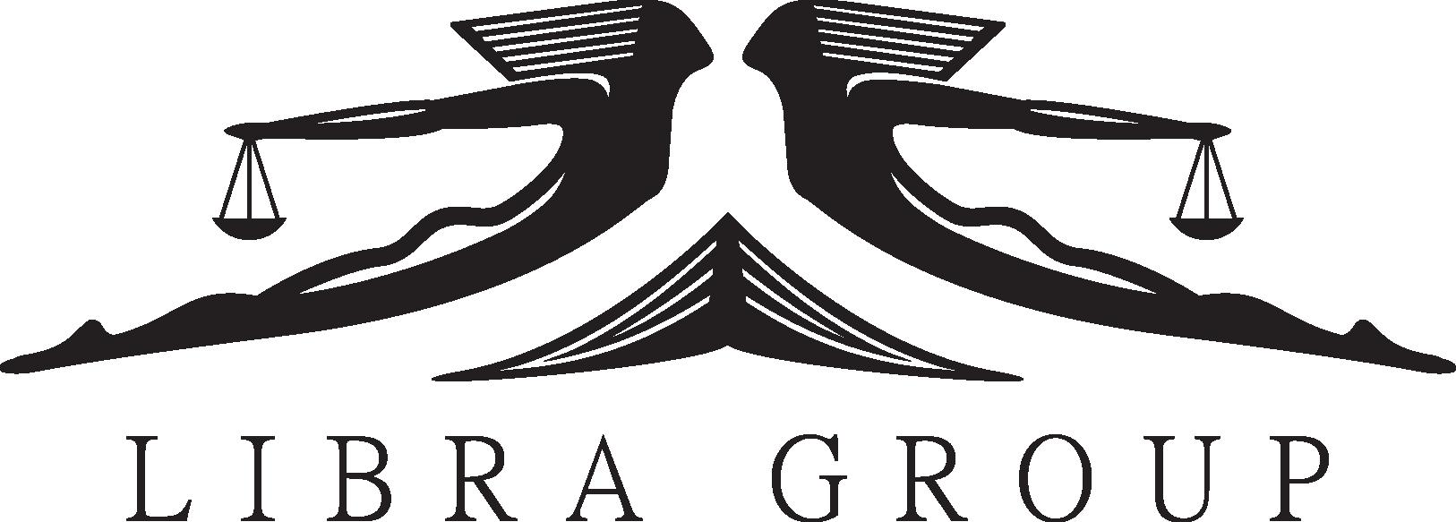 Libra Group Official Logo 2013 - Black