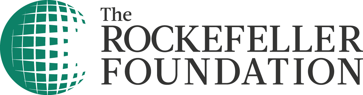 Rockerfeller Foundation Logo - 2016 Concordia Annual Summit