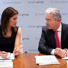 11659293 856223014432838 8091430481603645380 n 220x220 - Latin America at a Crossroads: A Conversation With President Álvaro Uribe Vélez and Rebecca Jarvis