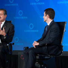 liveris quote 220x220 - Chairman & CEO of The Dow Chemical Company Andrew Liveris Joins Concordia Leadership Council