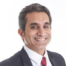 Bassem Youssef 2 220x220 - Dr. Bassem Youssef