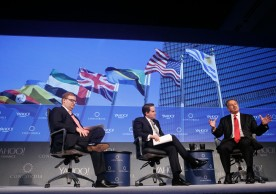 The 2015 Concordia Summit on October 1st, 2015 in New York, NY.