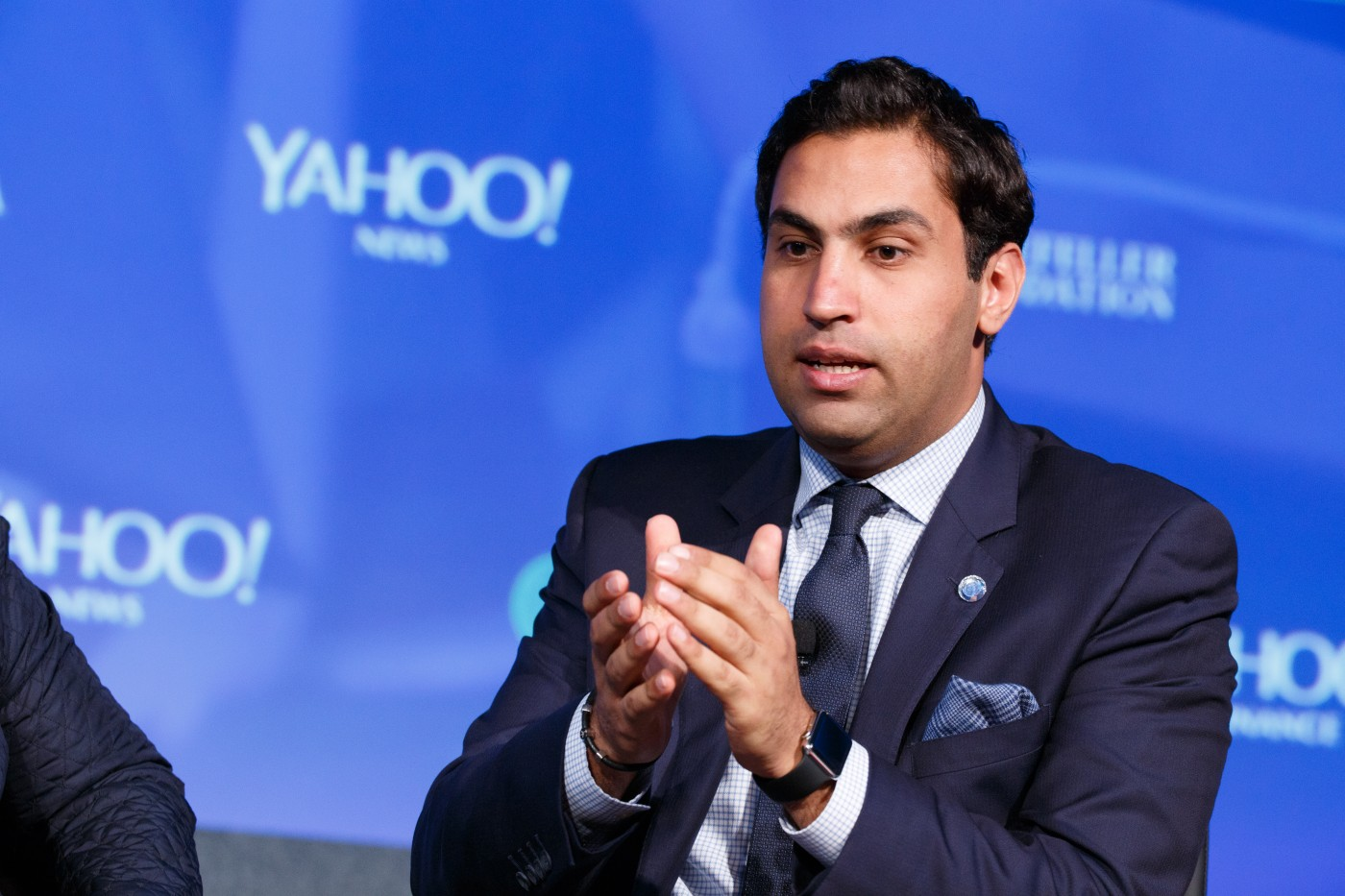 Ahmad Alhendawi employing the future - youth employment archives - concordia