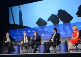 The 2015 Concordia Summit on October 2nd, 2015 in New York, NY.