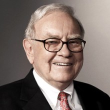 warren buffet 220x220 - Warren Buffett