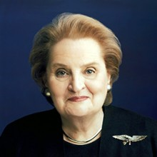 albright 220x220 - Hon. Madeleine Albright