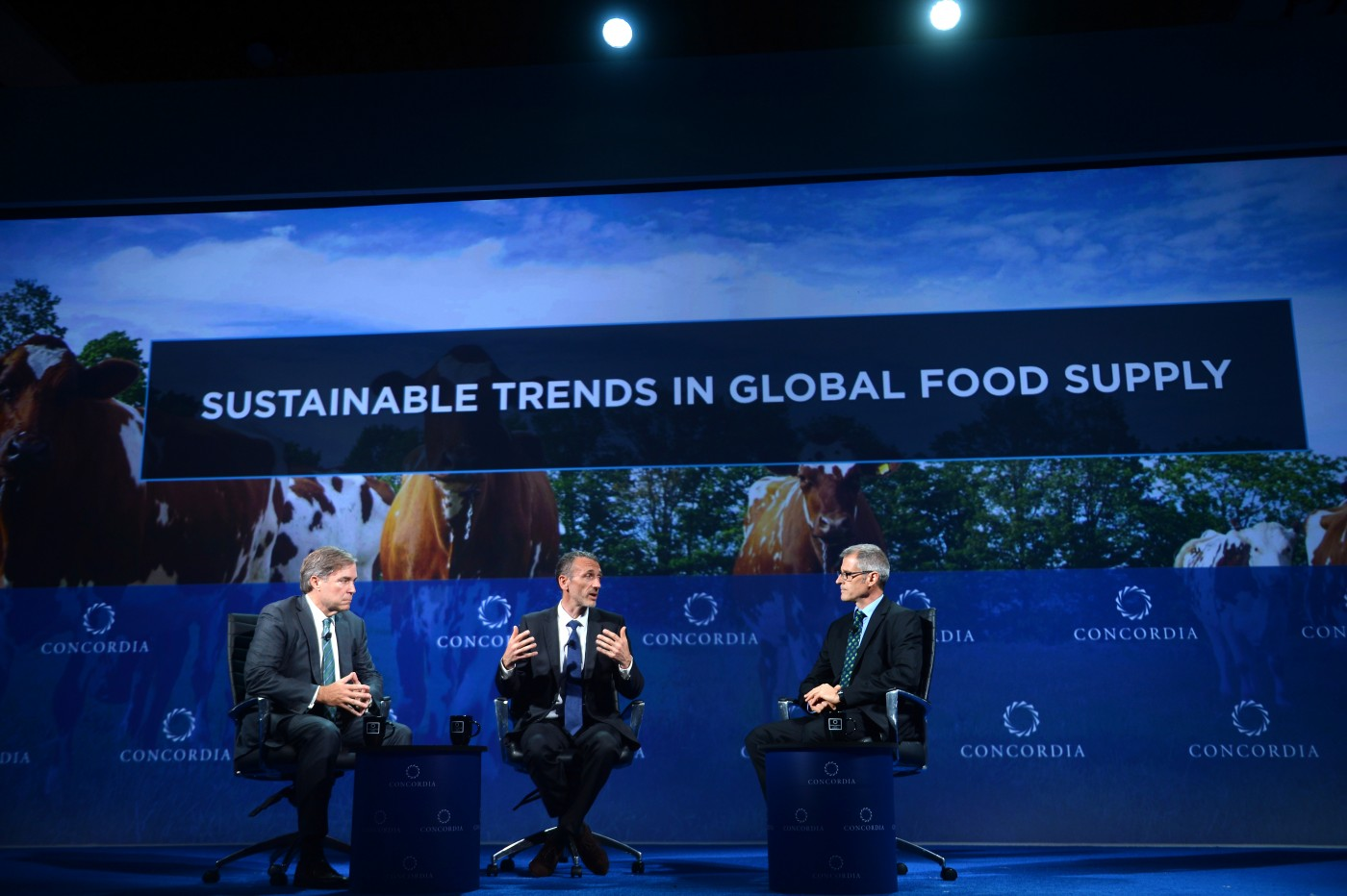 Sustainable Trends in the Global Food Supply Archives