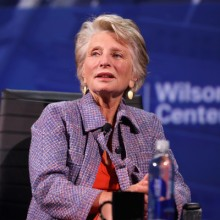 Jane Harman 220x220 - Concordia Welcomes Jane Harman, Director, President & CEO of the Woodrow Wilson Center, to Leadership Council