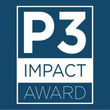 P3 LOGO 220x220 - UVA Darden, Concordia and U.S. Department of State Secretary's Office of Global Partnerships Extend Application Deadline for 2017 Public-Private Partnership Award