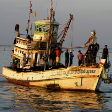 Thai fishing boat 02 220x220 - Four Ways P3s Can Fight Slavery