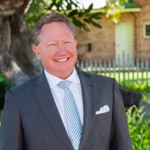 andrew forrest4 220x220 - Andrew Forrest AO