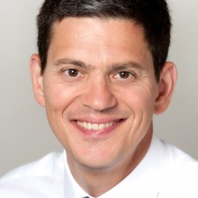 David Miliband Headshot 220x220 - Rt. Hon. David Miliband