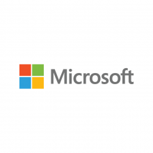 Microsoft 220x220 - CONCORDIA WELCOMES MICROSOFT AS A LEAD PROGRAMMING SPONSOR FOR THE 2020 ANNUAL SUMMIT