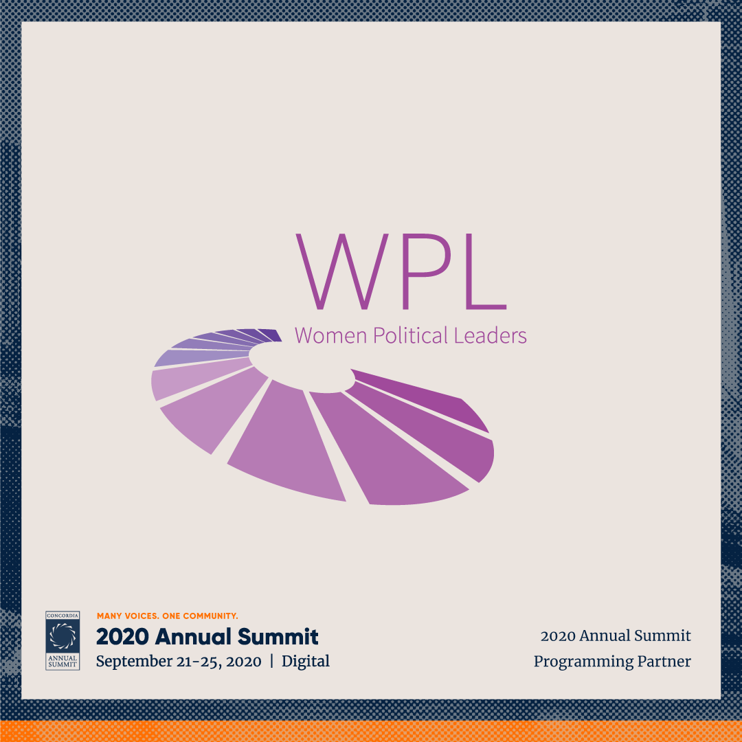 WPL ANN20 - Concordia and Women Political Leaders (WPL) Programming Partnership