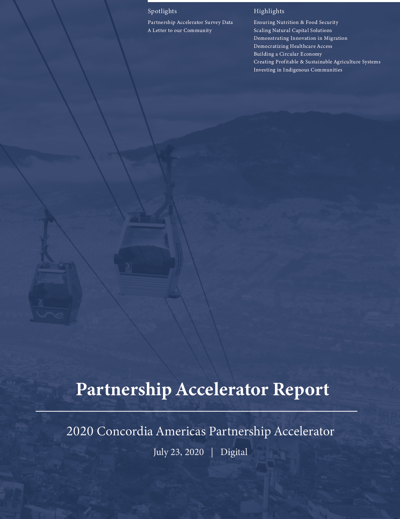 Screen Shot 2020 08 31 at 2.33.49 PM - 2020 Concordia Americas Partnership Accelerator Report