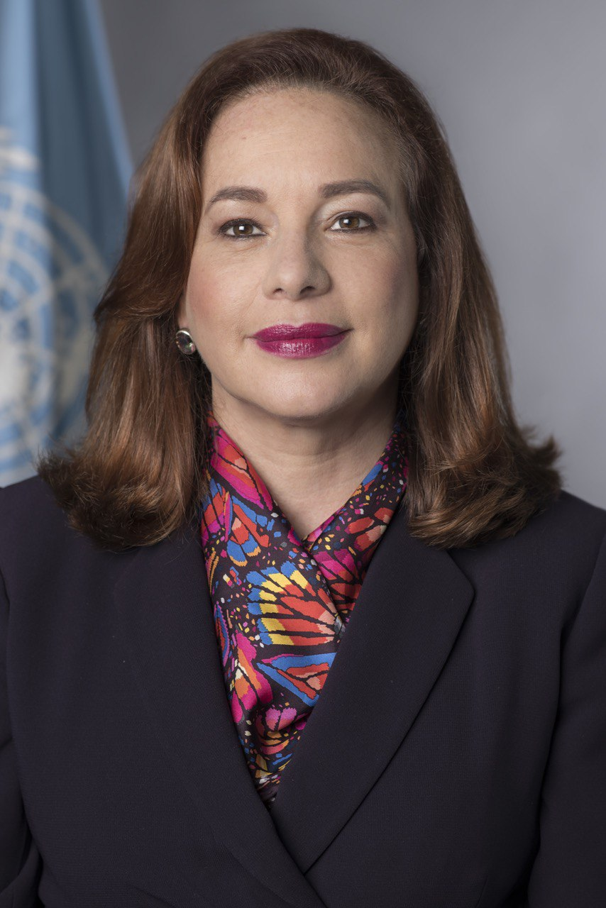 Foto OficialMFE2020 - Her Excellency Maria Fernanda Espinosa Garces