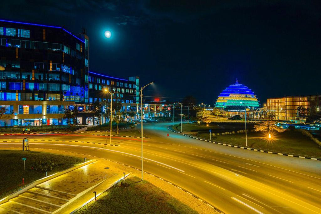 Kigali LongExposure Night 2 - Africa at a Crossroads