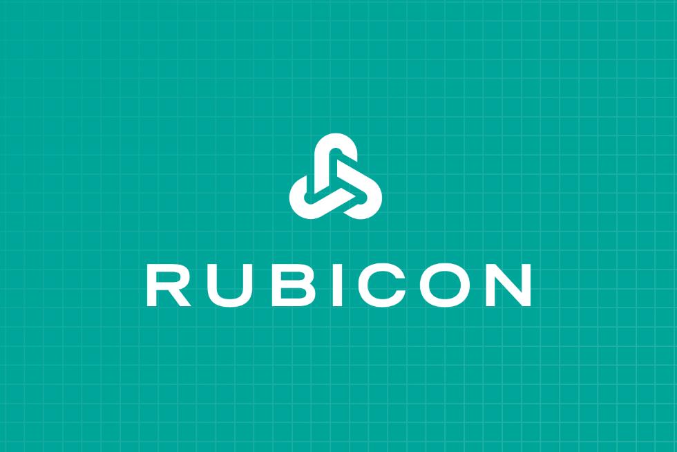 rubicon logo white green background - Concordia welcomes Rubicon as a 2021 Principal Programming Sponsor