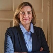 Amber Rudd Headshot - The Rt Hon. Amber Rudd