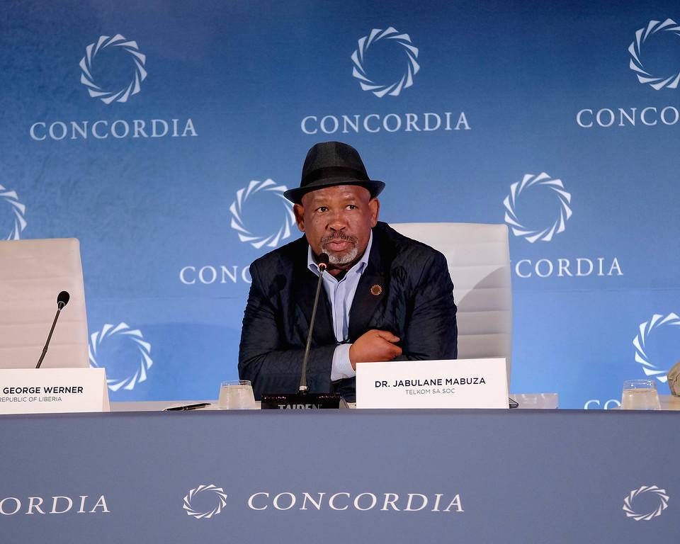 JABU - Concordia pays tribute to Dr. Jabulane Mabuza