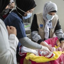Webp.net compress image 220x220 - Having Fled War, Syrian Mothers Give Birth During a Deadly Pandemic